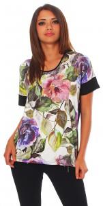 IKONA21 - Classic - Damen T-Shirt 1/2-Arm