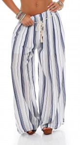 IKONA21 Fashion - Damen - Oversize - Hose