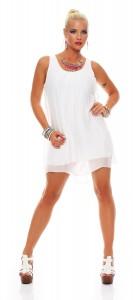 IKONA21 - Fashion - Damen - Oversize - Shirt - Bluse - Tunika - Longshirt - Kleid - Top