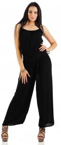 IKONA21 – Fashion Italy  Damen Jumpsuit Hose Onesize S M L 36 38 40 42  500 633